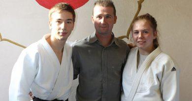 Jonathan Moniteur Sportif Initiateur en judo