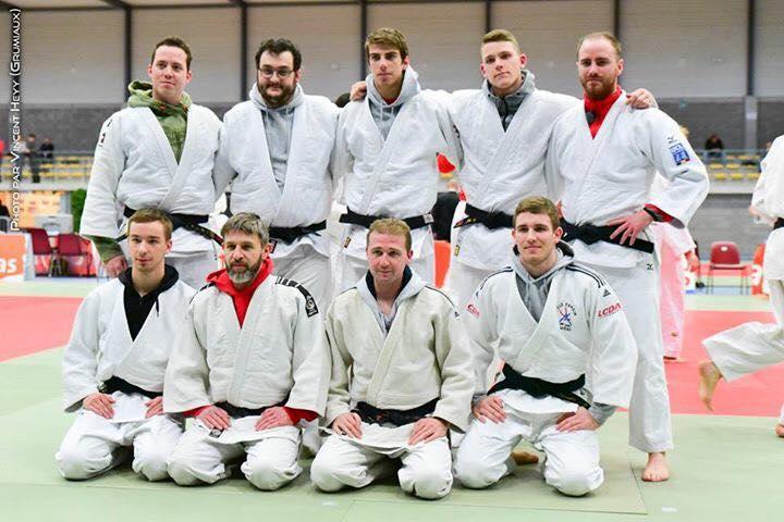 Interclubs judo 2017