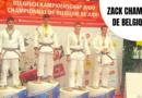 Zack champion de Belgique des Jeunes 2019