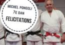 Michel Pongoli : 7e dan