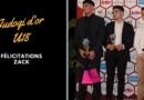 Judogi d'or : Zack récompensé