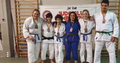 6 médaillés au Championnat des Jeunes