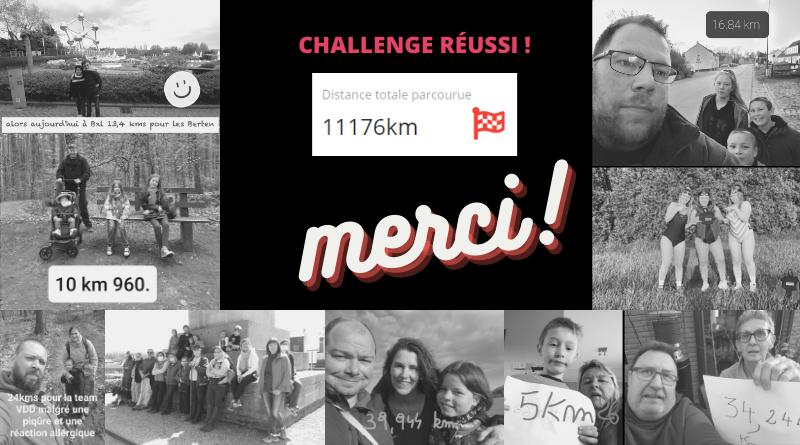 Challenge Jmebougepourmonclub